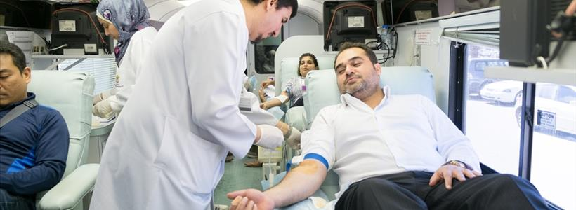 Wall Street Exchange, Ministry of Health to hold blood donation campaign